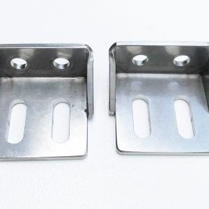 CS Footrest Bracket Angles