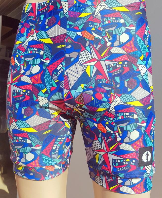 bf17fc889f9f0 Funky Pants Classic Short with Pocket- Jigsaw - Australian Paddle Sports