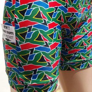 SA Flag Pocket